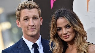 Miles Teller Gets Engaged To Longtime Girlfriend & Here