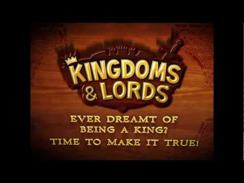 Kingdoms & Lords - Launch Trailer