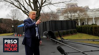 News Wrap: Trump speaks by phone with Taliban leader