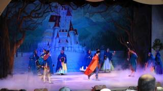 beauty and the beast 2012 live on stage disney s hollywood studios
