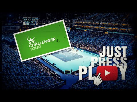 Thumbnail: ATP Tennis - 25 amazing shots from Challenger Tour (HD)