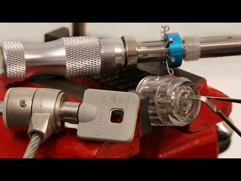How to Pick a Tubular Lock (Basics)