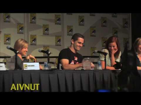 Batman at the Smallville Comic Con 2008 Panel