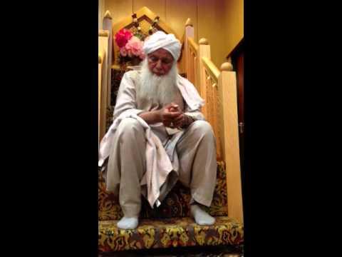 Allama Manzoor Ahmed Shah Saheb Baba Jee Sarkar