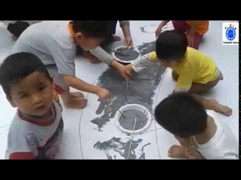 Puncak Tema Alam Semesta R A Al Iffah Pekayon Jaya Bekasi Youtube