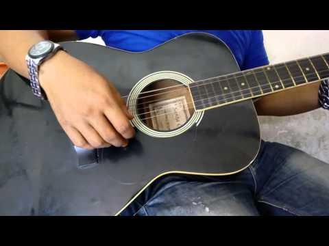 ZAINAL Ku harus pergi (Cover Gitar)