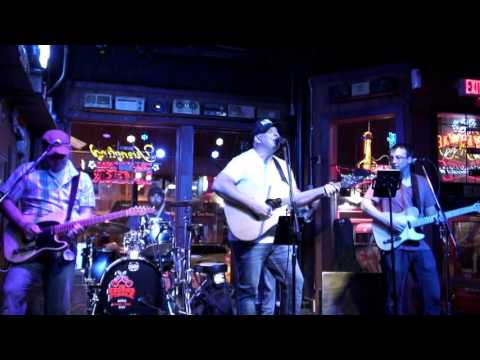 Backroad cover by the Wayne Barnes Band