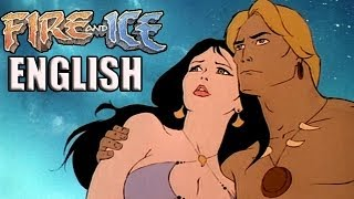Fire and Ice - The ANIMATED Movie In English