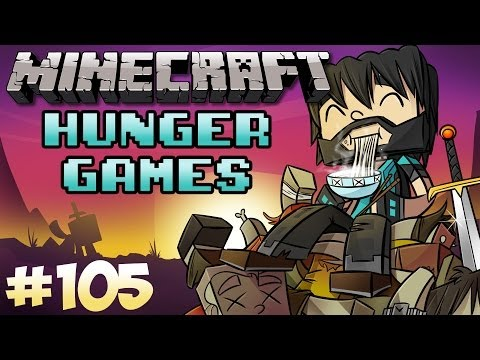 Minecraft : Hunger Games - Game 105 - Get Outta Here, Kevin!