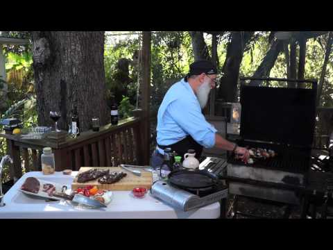 Lag B'Omer Meat Fest - Kabobs, Flat Iron Steak and Maple Seared Shoulder Steak