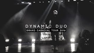 160326 Dynamic Duo Grand Carnival Tour in Toronto | Hot Wings (날개뼈) - Stafaband