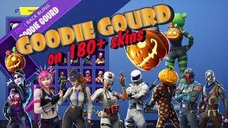 Fortnite GOODIE GOURD Back Bling on 180+ skins