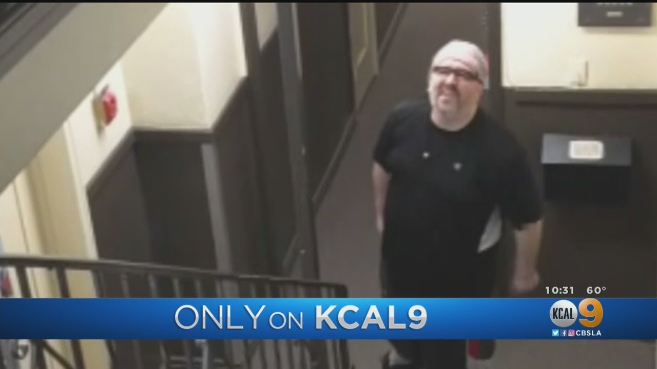 SANTA MONICA, CALIFORNIA: WHITE MAN TERRORIZES HIS NEIGHBORS