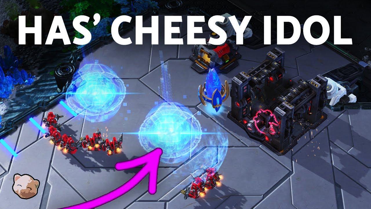 StarCraft 2 - HAS' CHEESY Homage To sOs | Byun vs Has (Bo3 PvT)