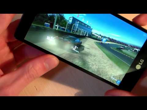 Игры на LG Magna Y90 H502 (RealRacing3, DeadTrigger2, Asphalt8)
