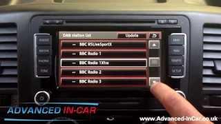Volkswagen RNS 510 Nav & DAB Review