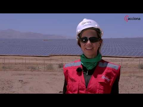ACCIONA supplies renewable energy to Google in Chile