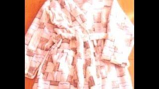 Как сшить банный халат (Часть 1)(, 2013-11-28T19:38:53.000Z)