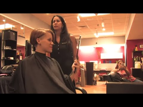 Kayla AZ - Pt 2: She Gets an Undercut Pixie (Free Video) from YouTube · Duration:  30 minutes 54 seconds