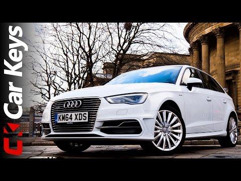 Audi A3 e-tron 2015 review - Car Keys