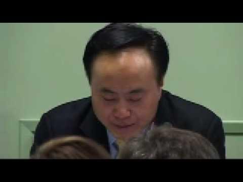 Zhengrong Shi - Copenhagen Climate Council COP14 Side Event