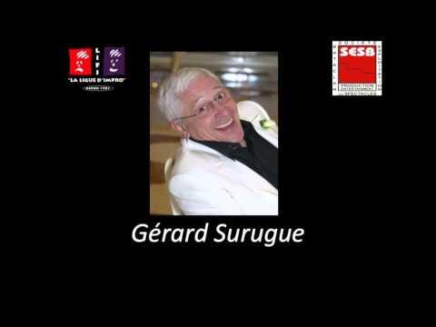 30 secondes avec Gérard Surugue