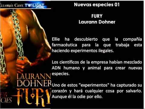 Nuevas especies 01, Laurann Dohner