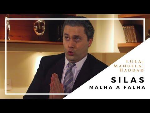 SILAS MALHA A FALHA  LULAMAUELA D ÁVILAHADDAD