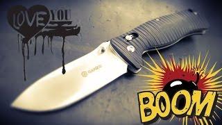 Лучший GANZO G720-b Нож тесак для похода из Китая(, 2016-01-15T11:00:01.000Z)