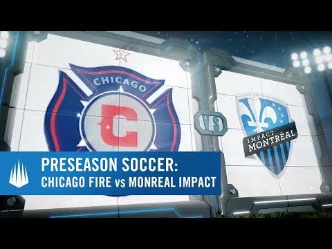 Chicago Fire vs Montreal Impact Presented by bradentongulfislands.com