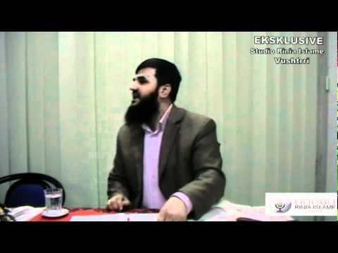 Llukman Neziri - Komentimi i Sures Felek dhe Nas [Sihri-Maxhia] (Pjesa 3)