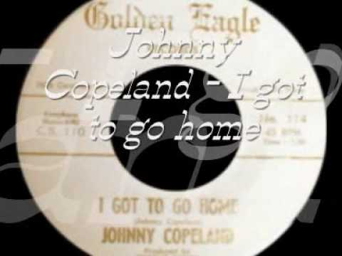 Johnny Copeland - I got to go home.wmv