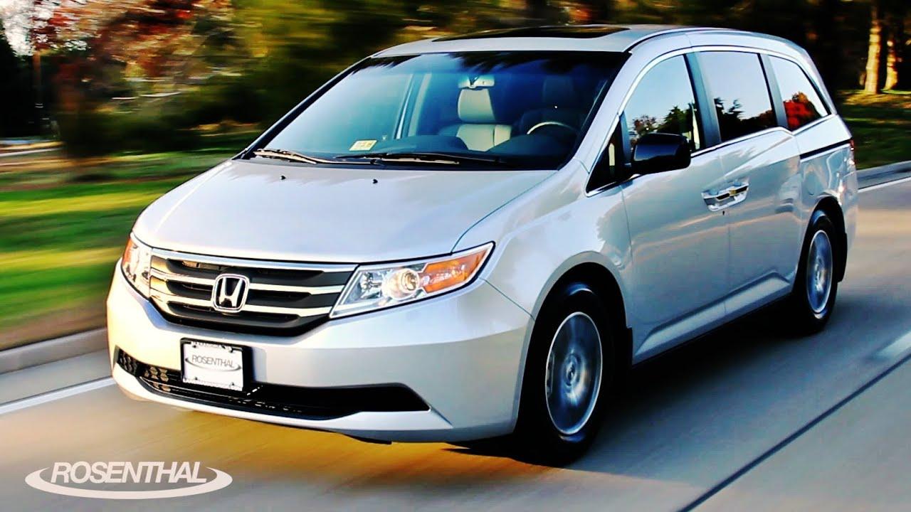 2011 Honda Odyssey Test Drive U0026 Review