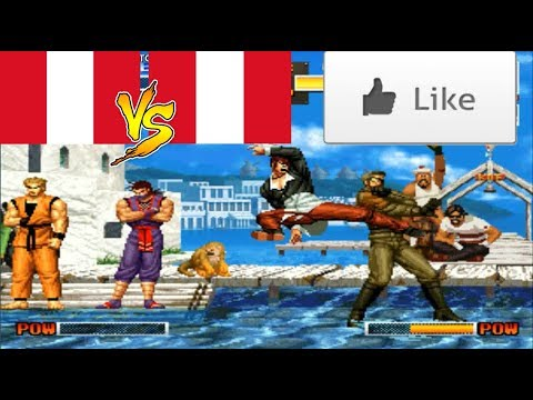 Download Kof 95 Simba Snk Vs Infiltration Rematch 2 King Of