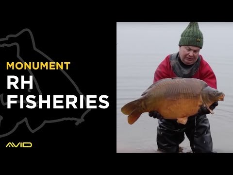 Moving BIG Carp Back Into The Monument RH Fisheries