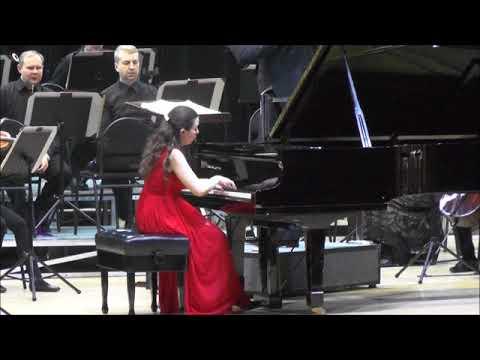 Schumann. Piano concerto a-moll