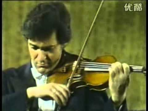 Pinchas Zukerman Plays Beethoven's Violin Concerto 1st Mov( Part 3)