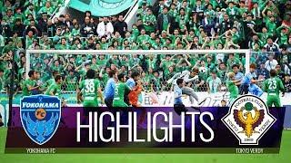 【公式】ハイライト:横浜FCvs東京ヴェルディ J1参入プレーオフ 2回戦 2018/12/2 thumbnail
