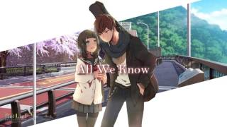 Gambar cover All We Know Rock cover nightcore