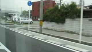 富山ライトレール 車窓風景 インテック本社前~下奥井 2006/05/01