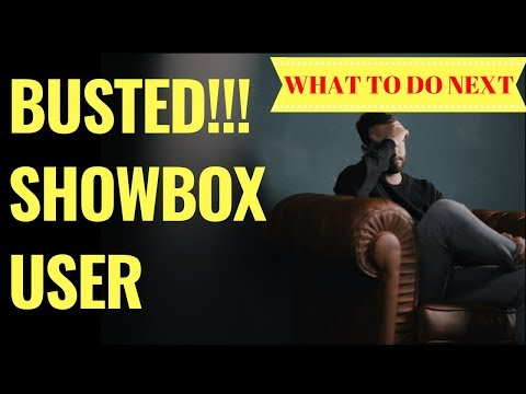 BUSTED FOR DOWNLOADING AND WATCHING COPYRIGHT MOVIES | ISP SHUTS DOWN SERVICE TO SHOWBOX USER