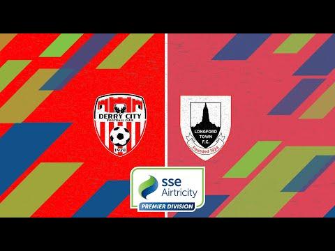 Premier Division GW28: Derry City 3-0 Longford Town