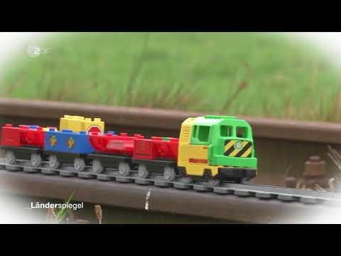Bahnstrecke ohne Zug - Hammer der Woche vom 11.11.2017 | ZDF