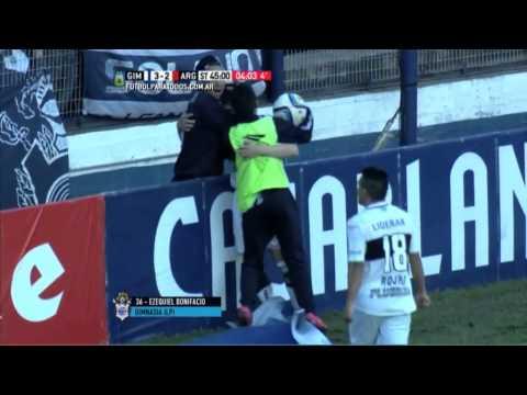 Partidazo en La Plata: Gimnasia lo dio vuelta y hundió a Argentinos