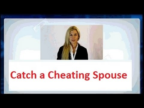 Find cheating wife