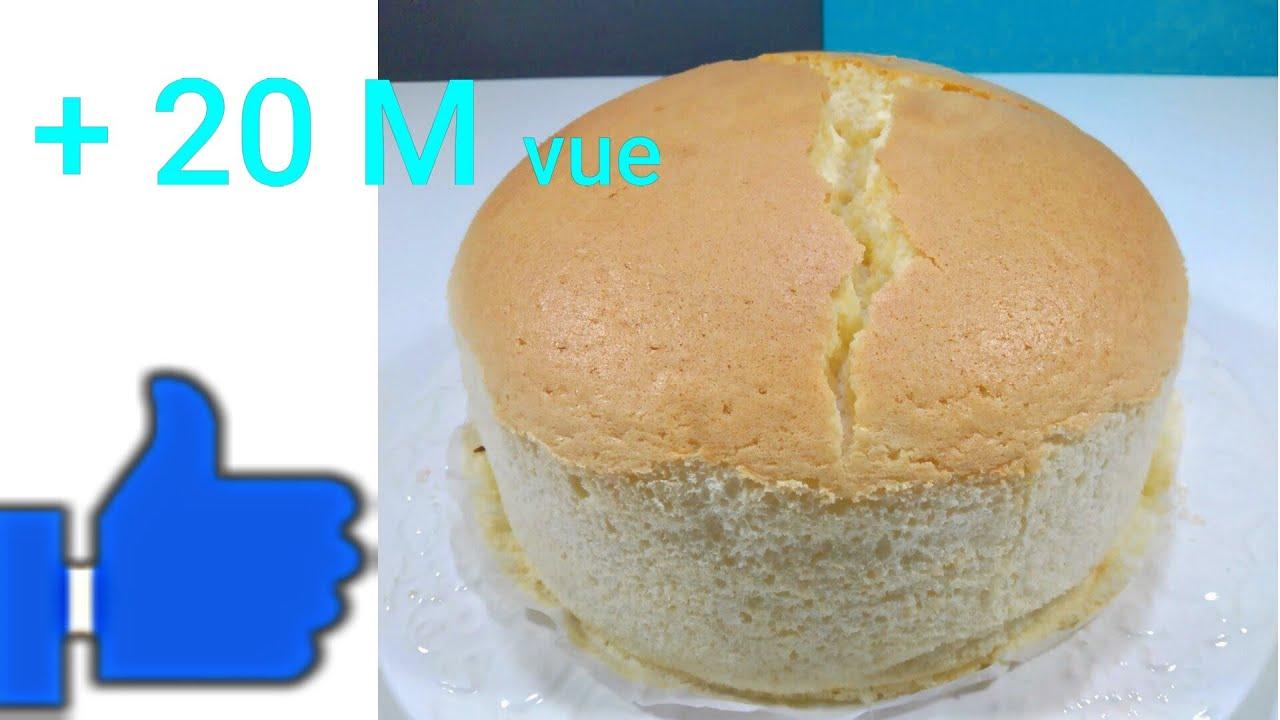 الكيكة اليبانية الاسفنجية ناجحة 100 % Souffle cheesecake