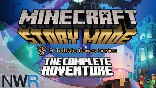 Minecraft Story Mode: The Complete Adventure Review (Video Game Video Review)