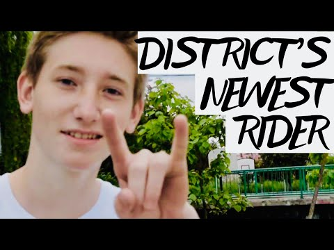 KEVIN CANTA: Welcome to District