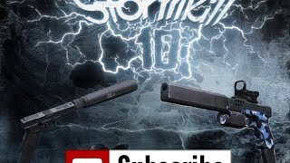 Contract Wars Glock 18 W-task