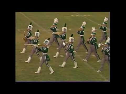 Hemphill High School Band 1998 - UIL Region 10 Marching Contest